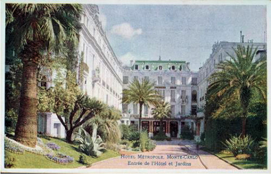 Complexe Metropole 224 Monaco 1900 Acouconsult S 224 Rl R